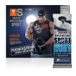 Siberian Super Natural Sport. Сывороточный протеин Silver Ice Whey (натуральное какао) 500366